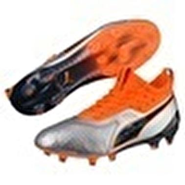 Puma Futbol  Ayakkabısı Gümüş